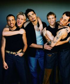 Backstreet Boys -- hours spent at concerts, listening to their music, reading Teen Beat (etc.), and watching their music videos.