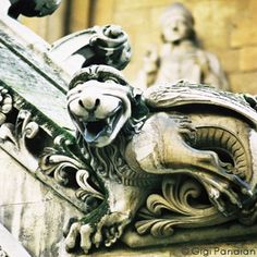 The Gargoyles of Westminster Abbey