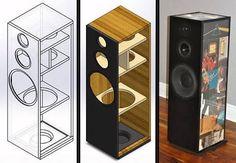 Resultado de imagen para loudspeakers design