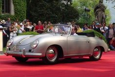 1955 Porsche 356 Pre-A