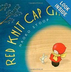 Red Knit Cap Girl: Naoko Stoop: 9780316129466: Amazon.com: Books