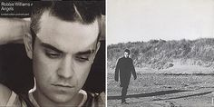 """For Sale - Robbie Williams Angels - Postcard Pack UK  CD single (CD5 / 5"""") - See this and 250,000 other rare & vintage vinyl records, singles, LPs & CDs at http://eil.com"""
