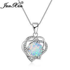 1 Paire Femme Fashion 925 Silver Tree blue fire opal Charme Boucle d/'oreille Pendentif Nouveau ~~