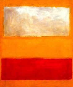 Number 13, 1957 -- Mark Rothko