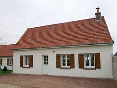 Maison Individuelle Tout Confort110m2 , 3 Chambres Avec  Jardin Et Terasse. Location de vacances à partir de St Quentin en Tourmont @homeaway! #vacation #rental #travel #homeaway