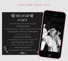Collect photos from guests, send group messages to your wedding party, and create a fun photobooth using this free app from Wedding Party.