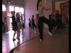 Limbo - Zumba Fitness™ - Lotus Banen - YouTube