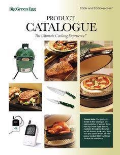 Big Green Egg Catalogue - Products & Eggcessories