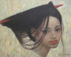 Zhongguang daigirl_of_miao_nationality_series_1