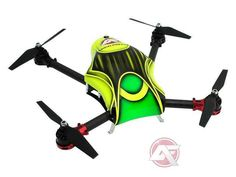 AF HYPER 280 3D Parts