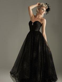 vestido-de-noiva-preto-e-prata