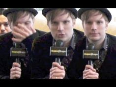 Fall Out Boy's Patrick Stump plays The Serious Lyrics Game | My favourite line 'you're a serious pervert' oh Pete XD