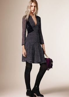 Burberry Prorsum Pre-Fall 2015 – Vogue (=)