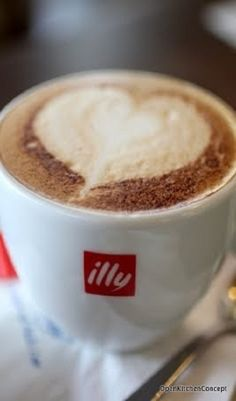 Best coffee ever.  Love me some illy.  I have to agree. Illy espresso machines are awesome as well!