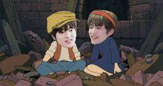 Kpop, Beautiful Boys, Disney Characters, Fictional Characters, Couple, Babies, Disney Princess, Random, Memes