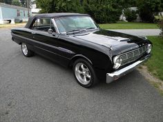 1963 Ford Falcon Convertible Sport Maintenance/restoration of old/vintage vehicles: the material for new cogs/casters/gears/pads could be cast polyamide which I (Cast polyamide) can produce. My contact: tatjana.alic@windowslive.com