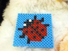 Ladybug perler beads by Cheyenne R. - Perler® | Gallery