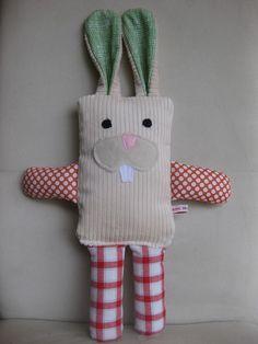 Boy Bunny Softie