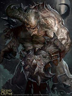 The Killer Trolls Picture  (2d, fantasy, monster, killer)