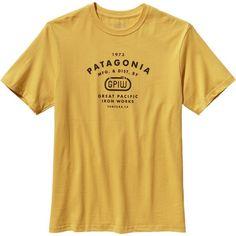 • Patagonia GPIW Biner Cotton T-shirt •