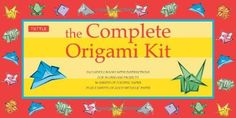 The Complete Origami Kit: [Origami Kit with 2 Books, 98 Papers, 30 Projects] ** Find out more about the great product at the image link.