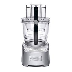 Cuisinart Food Processor - Elite Collection, The Gold Standard.