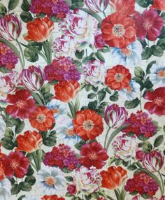 Cotton Fabric, Quilt Fabric, Home Decor,Garden View, Wilmington Prints,86329-178, Fast Shipping, F128