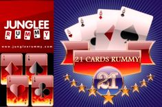 Play 21 Cards Indian Marriage Rummy at Jungleerummy.com!