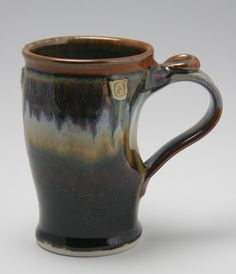 Handmade Pottery Mugs in Yuba Glaze