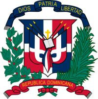 Escudo Dominicano. I drew this once and gave it to my friend, wonder if she still has it. #Fbl #culture
