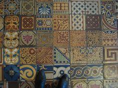 minton encaustic tiles