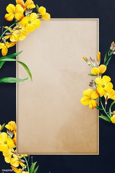 how do html color codes work Flower Background Design, Flower Background Wallpaper, Frame Background, Flower Backgrounds, Background Patterns, Yellow Background, Photo Frame Wallpaper, Phone Wallpaper Design, Framed Wallpaper