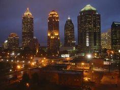 View of Midtown Atlanta