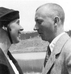 Sophie Tauber-Arp and Hans Arp