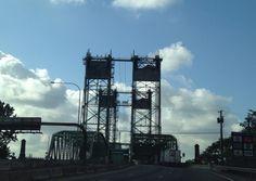 Bridge (Vancouver to Portland) Visit Portland, Willis Tower, Vancouver, Bridge, Building, Travel, Viajes, Bridge Pattern, Buildings