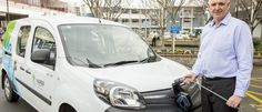 Napier City Council is doing its bit to plan for the future with the first of two fully electric vehicles in its fleet out on the road. City Council, Electric Cars, Accounting, Innovation, Van, Future, Vehicles, Future Tense, Business Accounting