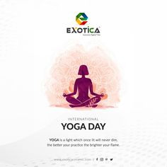 """International Yoga Day""  #internationalyogaday #yoga #yogaday #yogainspiration #yogalife #yogaeverywhere #digitalwalltiles #exoticadigitaltile #morbi #gujarat #india International Yoga Day, Digital Wall, Yoga Inspiration, Wall Tiles, Life Quotes, India, Design, Room Tiles, Quotes About Life"