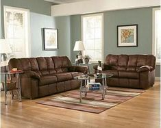 decorating brown furniture on blue and brown living room3 blue and rh pinterest com  living room paint ideas with dark brown leather furniture