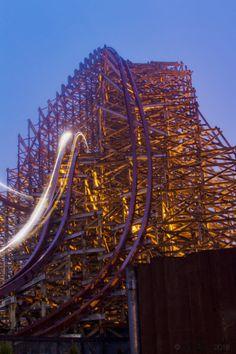 Steel Vengeance at Cedar Point: Best Ride Ever? - > it is amazing best ride ever Best Amusement Parks, Amusement Park Rides, Abandoned Amusement Parks, Best Roller Coasters, New Roller Coaster, Abandoned Cities, Abandoned Mansions, Cedar Point Ohio, Planet Coaster