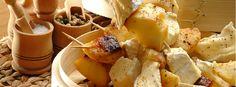 Frigarui de mere cu Camembert