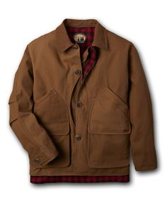 31c0aaeeba995 Men's Upland Crossover Jacket in Sediment by WOOLRICH® The Original Outdoor  Clothing Company Hunting Jackets