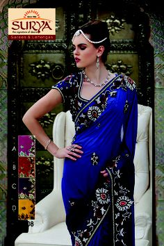 Net fabric six kalli antique zerkan cut dana kundan heavy zari stone tagari style sarees Wedding Lehanga, Fancy Sarees, Saree Collection, Indian Sarees, Sari, Antique, Stone, Dresses, Fashion