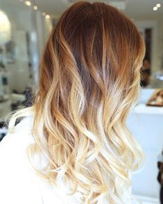 Spring hairstyles for long hair