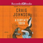 Today's Audible Daily Deal is A Serpent's Tooth, the ninth Walt Longmire Mystery by Craig Johnson, read by George Guidall.
