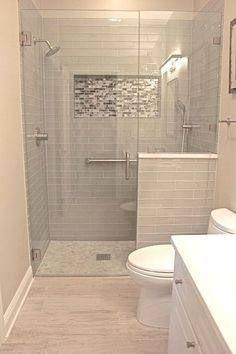 Small Bathroom Ideas Shower Remodel Small Bathroom Bathroom Makeover