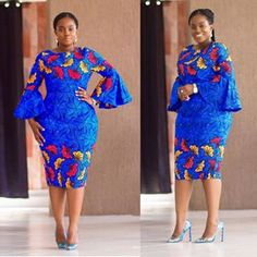 The complete collection of Exotic Ankara Gown Styles for beautiful ladies in Nigeria. These are the ideal ankara gowns Latest Ankara Short Gown, Ankara Styles For Women, Ankara Short Gown Styles, Ankara Gowns, African Dresses For Women, African Print Dresses, Ankara Dress, African Print Fashion, Africa Fashion