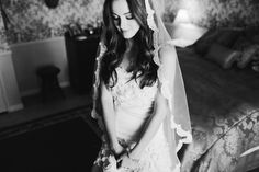 @watterswtoo Real Bride in Watters Torreon gown. Maravilla Gardens Wedding Photography: Jonna + Lee Wedding by Marianne Wilson Photography