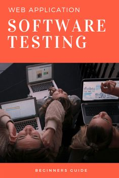 A beginner's guide to Web Application Software Testing. Manual Testing, Software Testing, Funny Test, Tech Humor, Online Marketing Strategies, Create Website, Information Technology, Web Application, Computer Science