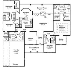 1 Story, 4 Bedroom, 3.5 Bathroom, 1 Dining room, 1 Family Room ... on house plans with decks, house plans with office, house plans with towers, house plans with shops, house plans with windows, house plans with flowers, house plans with foyers, house plans with furniture, house plans with library, house plans with closets, house plans with stairs, house plans with nursery, house plans with kitchen, house plans with trees, house plans with dining rooms, house plans with mudrooms, house plans with arches, house plans with fireplaces, house plans with hallways, house plans with bars,