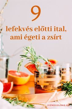 Health Tips, Health And Wellness, Health Fitness, Hungarian Recipes, Herbalife, Diy Beauty, Food To Make, Smoothies, Food And Drink